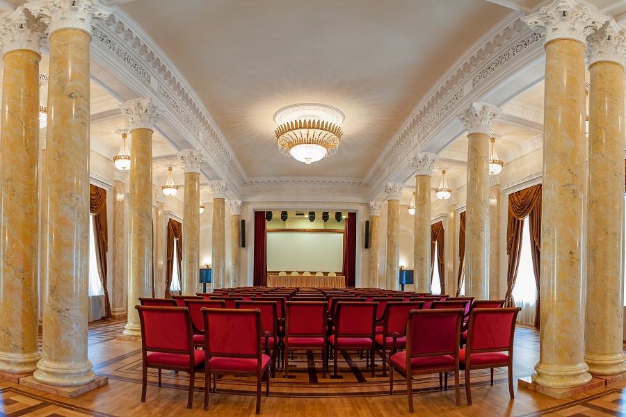 Конференц-зал санатория Сочи