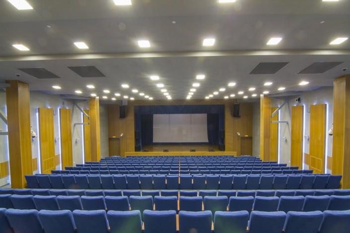 Киноконцертный зал санатория Сочи