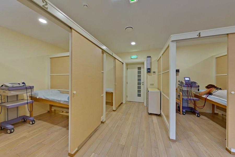 Медицинская база санатория Сочи
