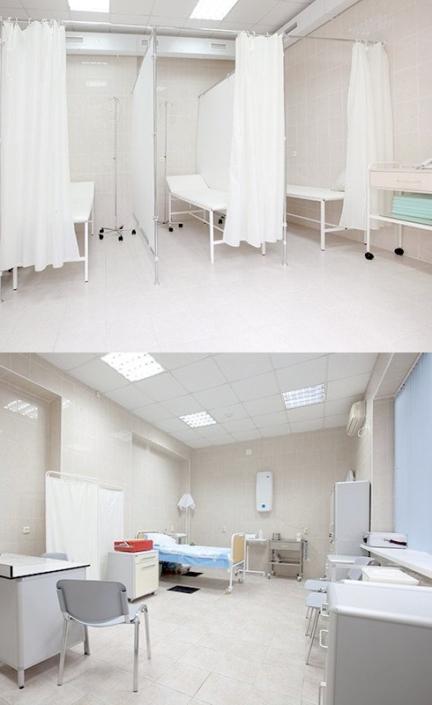 Медицинская база санатория Сочинский МО РФ (бывш. им. Ворошилова), Сочи