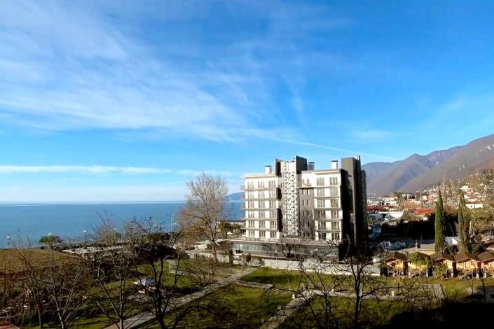 Семейный отель A. V. Sokol, Гагра, Абхазия