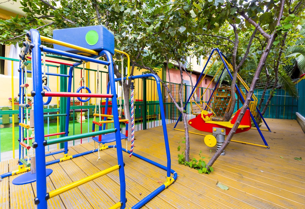 Детский игровой городок пансионата Солнышко Адлер, Сочи