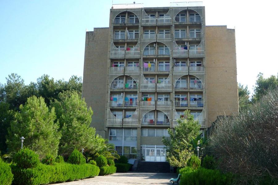 Пансионат Сосновая роща, Корпус №2, Пицунда, Абхазия