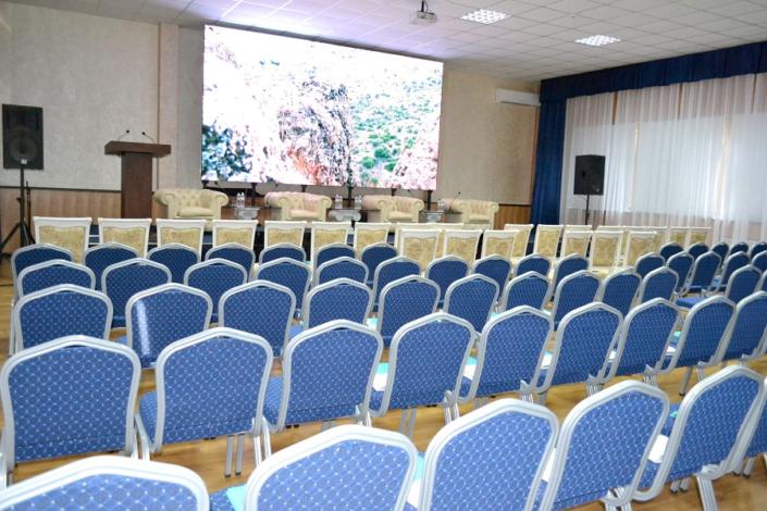 Конференц-зал санатория Сосновая роща