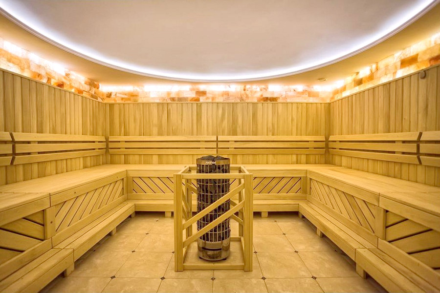 Термальная зона Спа-комплекса санатория Сосновая роща