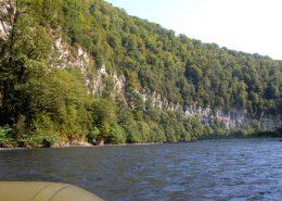Сплав по реке Мзымта