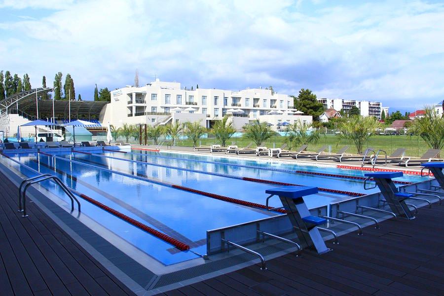 Sport Inn Hotel & Wellness, Сочи, Адлер, Имеретинский курорт