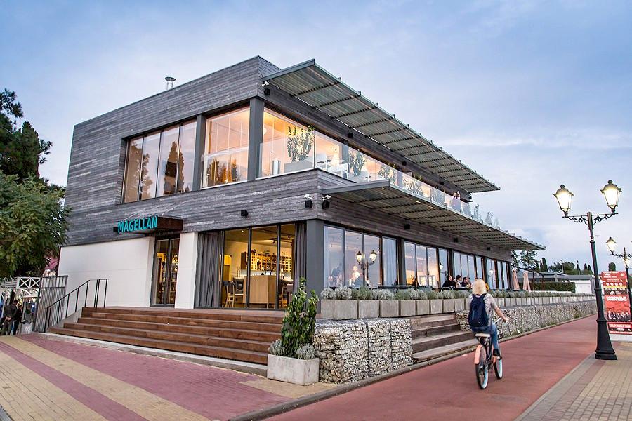 Ресторан Магеллан на набережной
