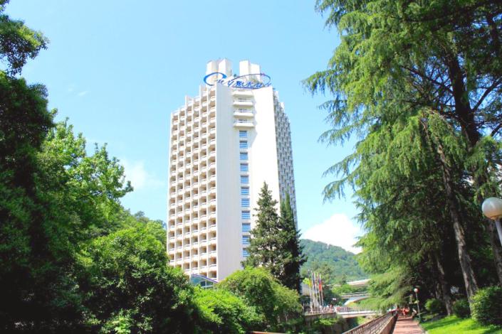 Отель Спутник, Сочи
