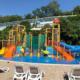 Детский аквапарк отеля Спутник