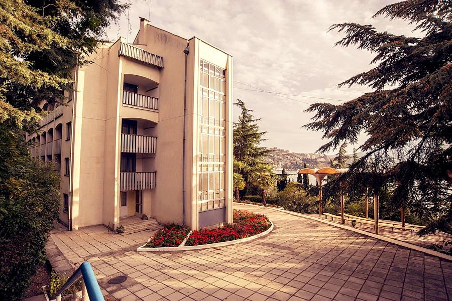 Отделение Спутник ОК Гурзуф Центр, Крым, Ялта, Гурзуф