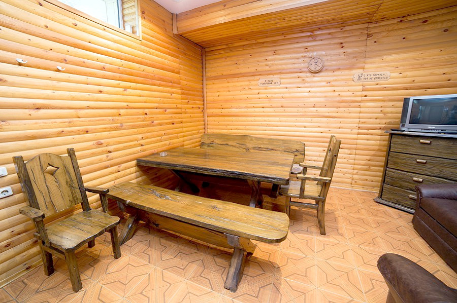 Комната отдыха в сауне санатория СССР, Сочи, Адлер