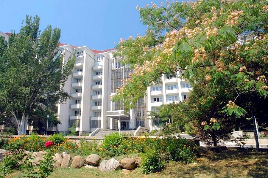 Туристско-оздоровительный комплекс Судак, Крым