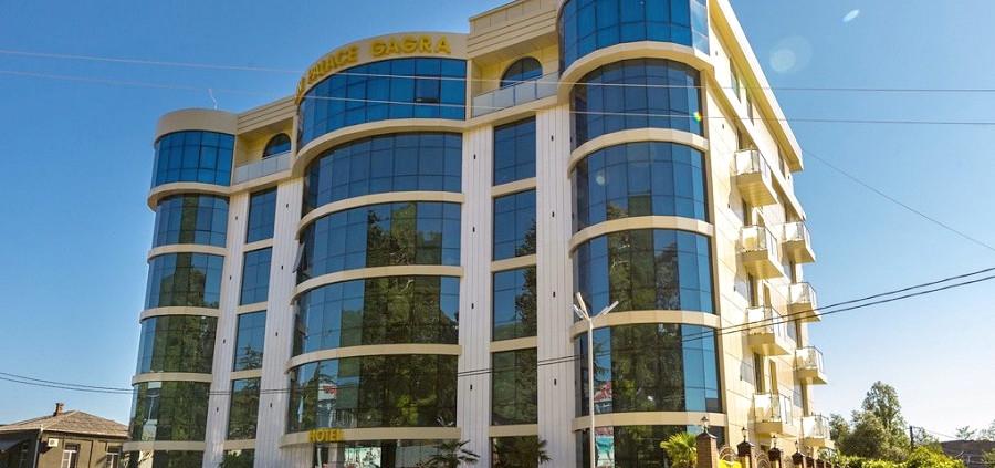 Отель Sun Palace Gagra, Абхазия