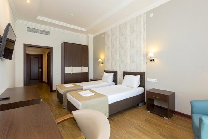Стандартный номер отеля Sun Palace Gagra