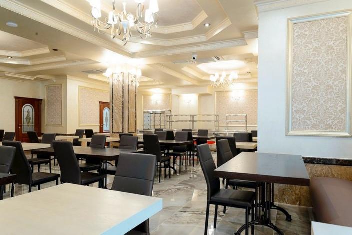Ресторан отеля Sun Palace Gagra