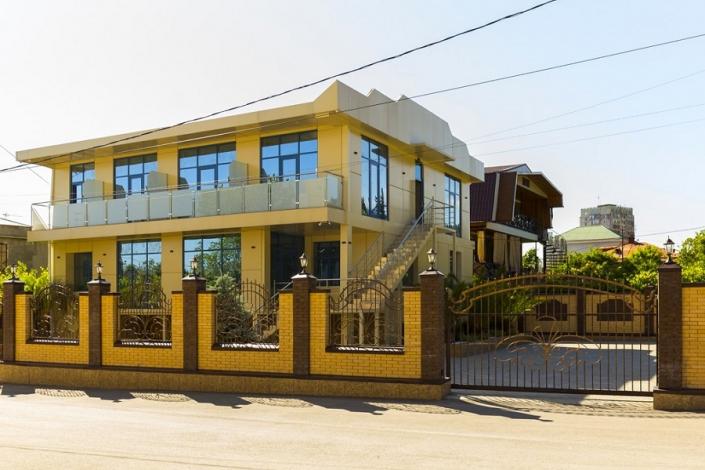 Корпус Мини отеля Sun Palace Gagra, Абхазия