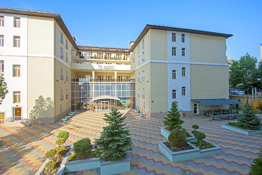 Sunmarinn Resort Hotel All Inclusive, Анапа