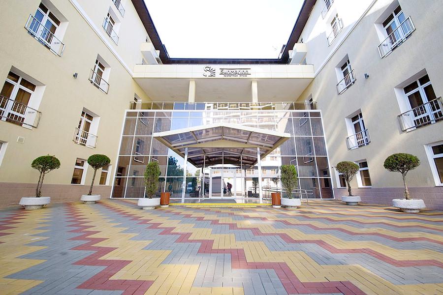Корпус №1 Sunmarinn Resort Hotel All Inclusive, Анапа