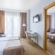 Семейный четырехместный, Корпус №1, Sunmarinn Resort Hotel