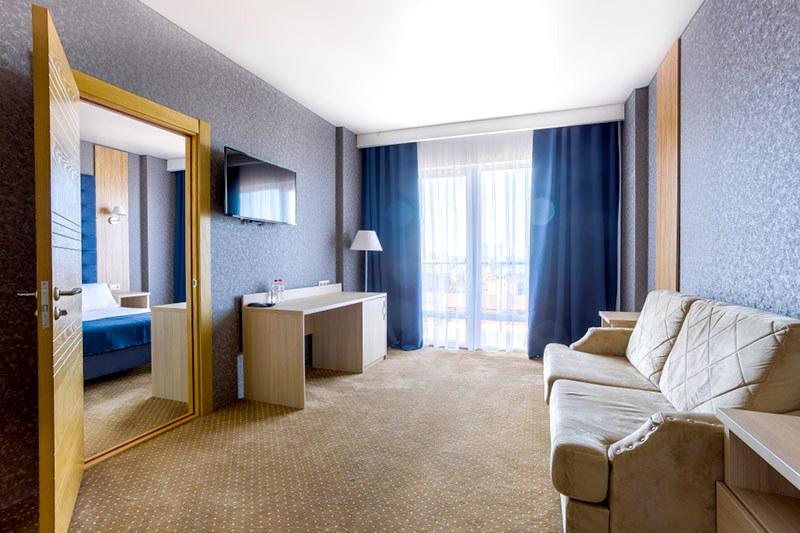 Люкс двухместный, Корпус №1, Sunmarinn Resort Hotel