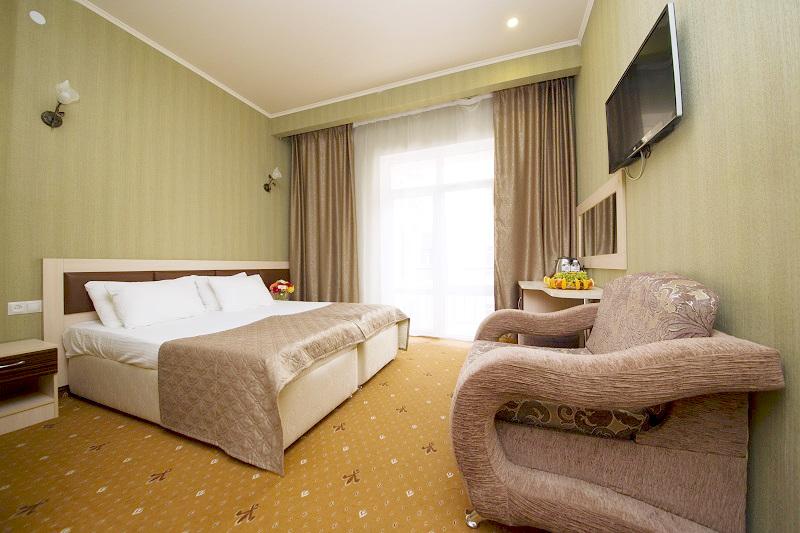 Стандарт двухместный, Корпус №2, Sunmarinn Resort Hotel
