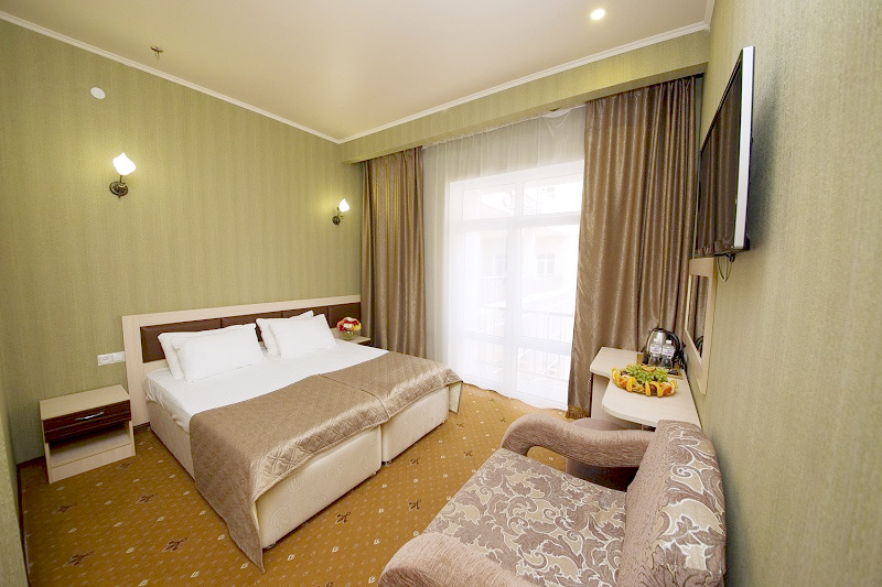 Семейный четырехместный, Корпус №2, Sunmarinn Resort Hotel