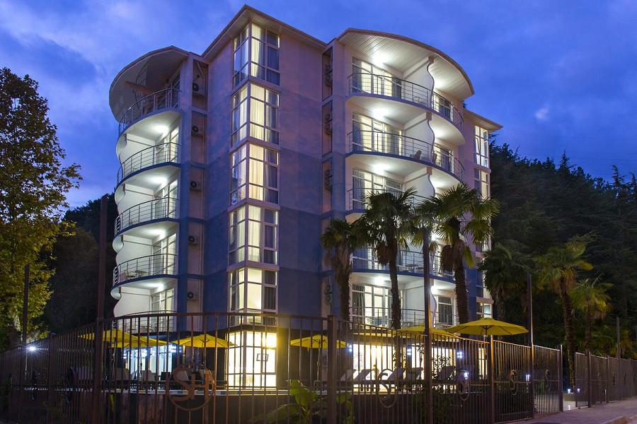 Sunrise Garden Hotel, Гагра, Абхазия