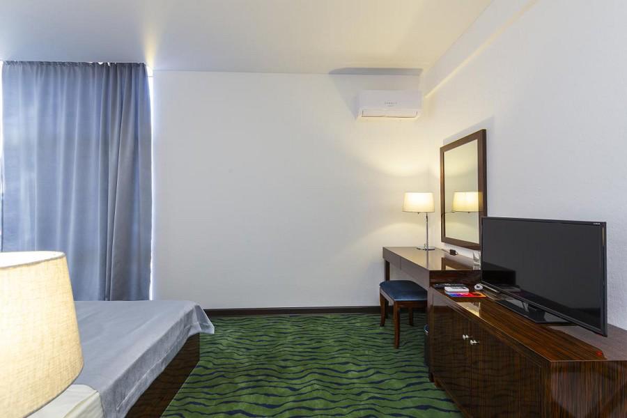 Стандартный номер без балкона в Sunrise Garden Hotel, Гагра, Абхазия