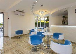 Лобби-бар Sunrise Garden Hotel, Гагра, Абхазия