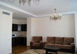 Гостиная и кухня номера Люкс 2-х комнатный санатория Светлана, Сочи