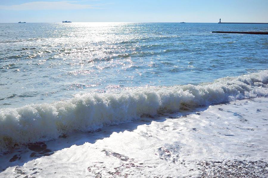 Центральный городской пляж Сочи