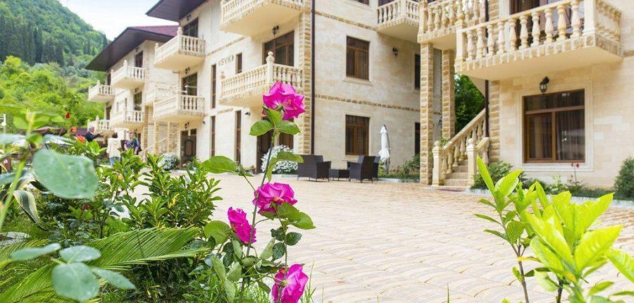 SVK Hotel, Абхазия, Новый Афон