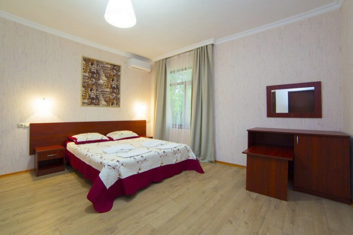 Люкс 2-х местный 2-х комнатный SVK Hotel
