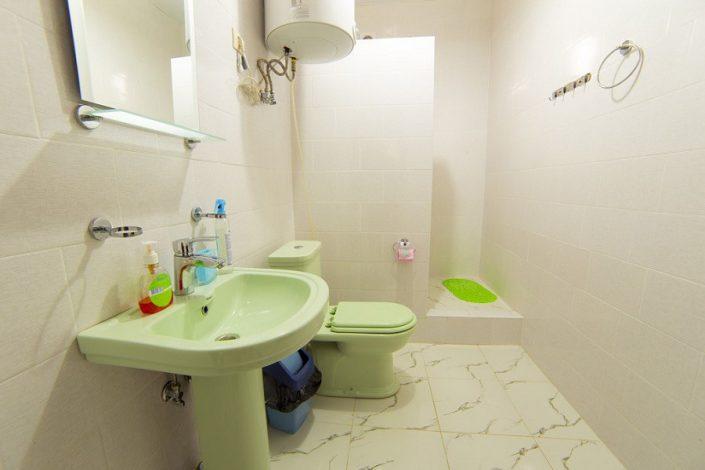 Туалетная комната номера Люкс VIP SVK Hotel