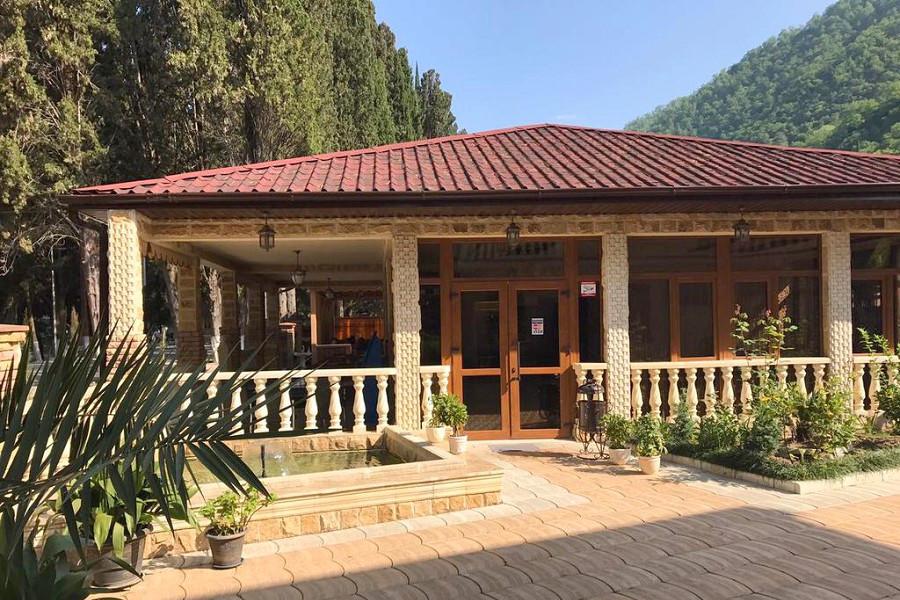 Ресторан SVK Hotel