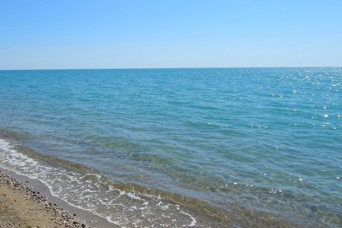 Пляж Нового Афона