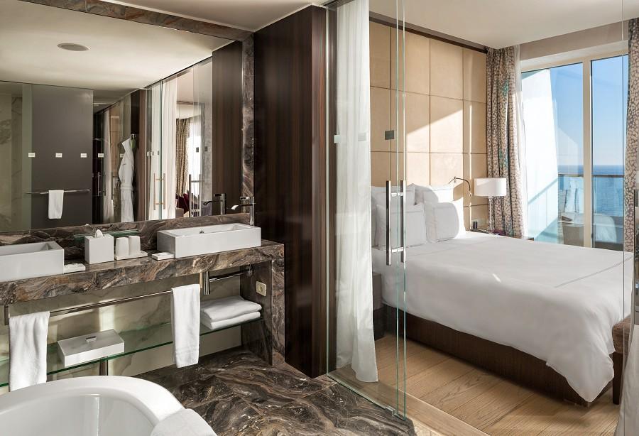Standart Premium Bathroom Swissotel Resort Sochi Kamelia