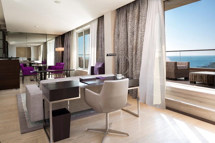 Terrace Suite Swissotel Resort Sochi Kamelia