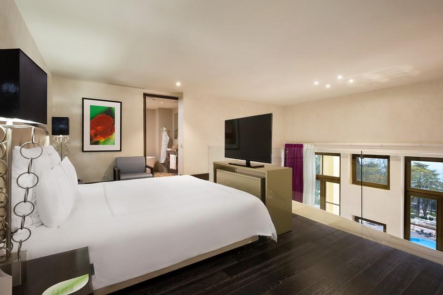 Duplex Suite Bedroom Swissotel Resort Sochi Kamelia