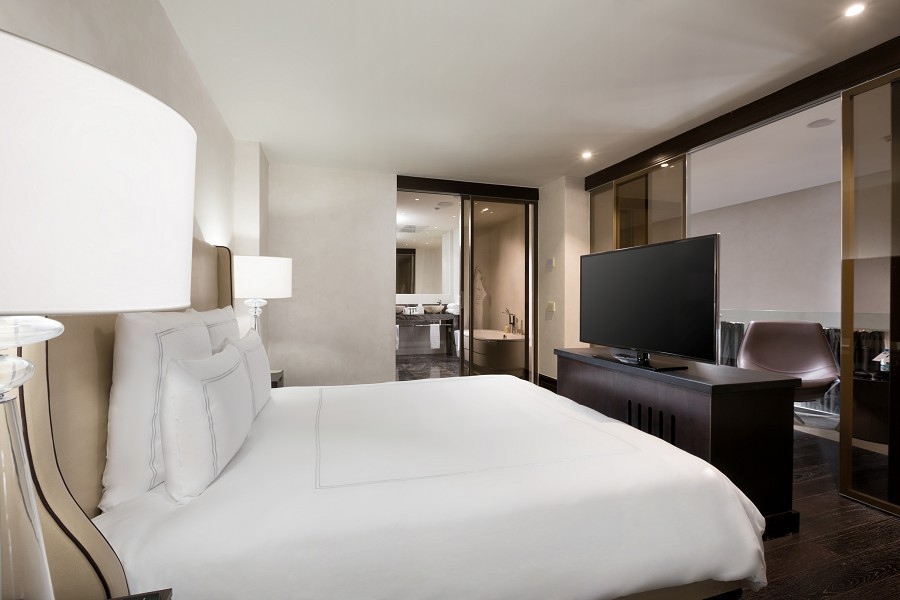 Grand Duplex Bedroom Room Swissotel Resort Sochi Kamelia