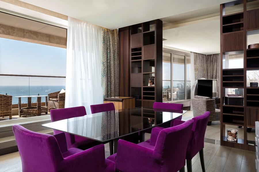 Presidential Suite Dining Room Swissotel Resort Sochi Kamelia