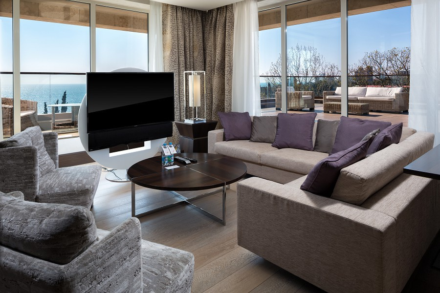 Presidential Suite Living Room Swissotel Resort Sochi Kamelia