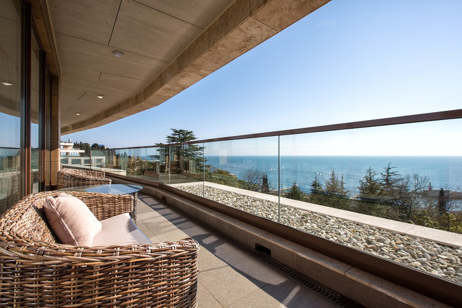 Presidential Suite Terrace Swissotel Resort Sochi Kamelia
