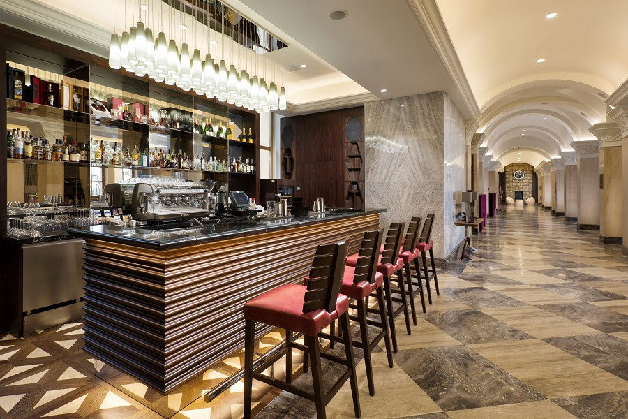 Lobby-bar Swissotel Resort Sochi Kamelia