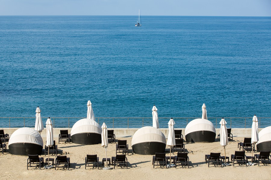 Beach Swissotel Resort Sochi Kamelia