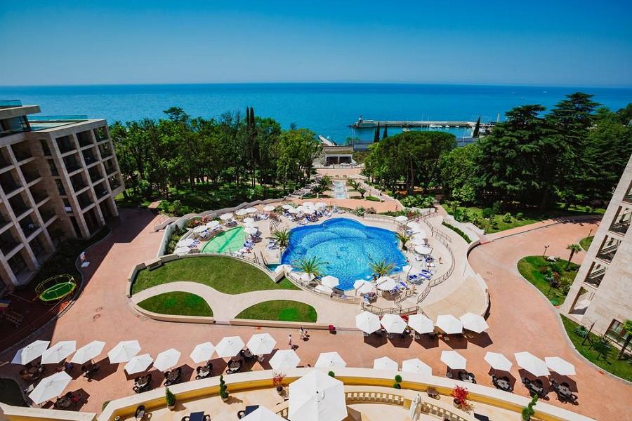 Exterior Swissotel Resort Sochi Kamelia