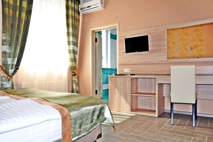 Стандарт двухместный гостевого дома Тавр