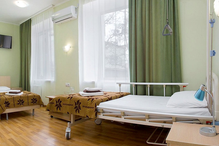 Для маломобильных групп двухместный санатория Таврия