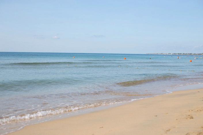 Пляж санатория Таврия